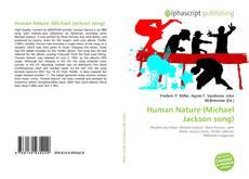 Capa do livro de Human Nature (Michael Jackson song)