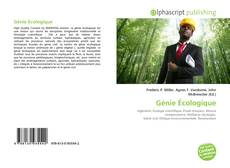 Обложка Génie Écologique