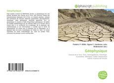 Bookcover of Géophysique