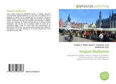 Copertina di Région Wallonne