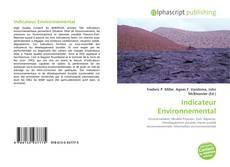 Bookcover of Indicateur Environnemental