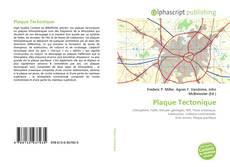 Bookcover of Plaque Tectonique