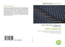 Bookcover of Dallas Vigilantes