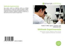 Обложка Méthode Expérimentale