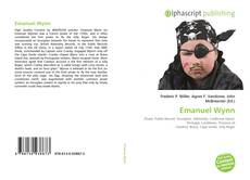Portada del libro de Emanuel Wynn