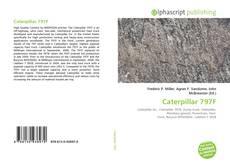 Обложка Caterpillar 797F