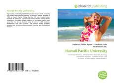 Hawaii Pacific University kitap kapağı