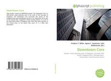 Copertina di Downtown Core
