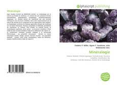 Bookcover of Minéralogie