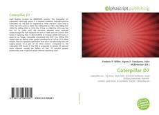 Bookcover of Caterpillar D7