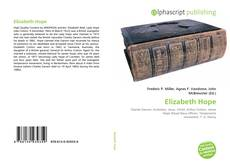 Bookcover of Elizabeth Hope