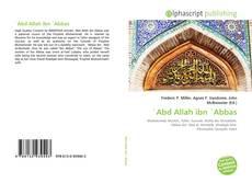 `Abd Allah ibn `Abbas的封面