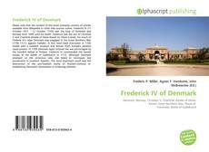 Frederick IV of Denmark的封面