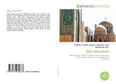 Bookcover of Abu Hurairah