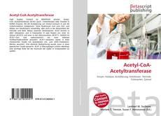 Обложка Acetyl-CoA-Acetyltransferase