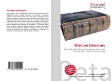 Bookcover of Wisdom Literature