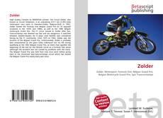Bookcover of Zolder