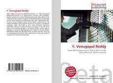 Bookcover of Y. Venugopal Reddy