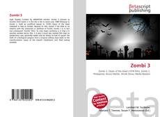 Bookcover of Zombi 3