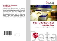 Ontology for Biomedical Investigations kitap kapağı