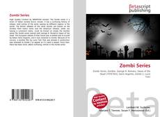Bookcover of Zombi Series