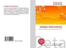 Portada del libro de Uebigau-Wahrenbrück