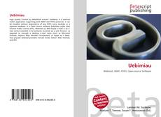 Bookcover of Uebimiau