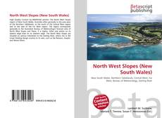 Bookcover of North West Slopes (New South Wales)