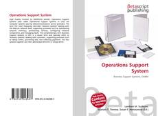 Couverture de Operations Support System