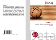 Обложка NBA 2K