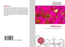 Bookcover of Obidoxime