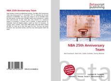 Copertina di NBA 25th Anniversary Team