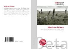 Bookcover of Wadi-us-Salaam