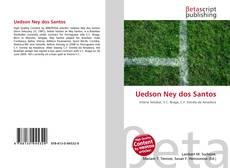 Capa do livro de Uedson Ney dos Santos