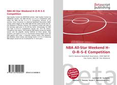 Couverture de NBA All-Star Weekend H–O–R–S–E Competition
