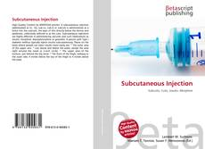 Bookcover of Subcutaneous Injection