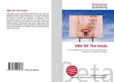 Обложка NBA '09: The Inside