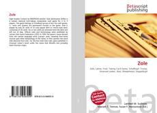 Bookcover of Zole