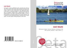 Bookcover of Ueli Matti