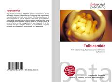 Bookcover of Tolbutamide