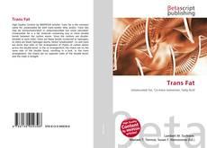 Buchcover von Trans Fat