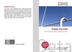 Portada del libro de Sabby Piscitelli