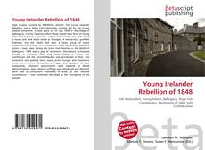 Young Irelander Rebellion of 1848 kitap kapağı