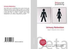 Обложка Urinary Retention
