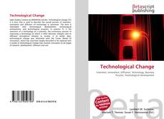 Capa do livro de Technological Change