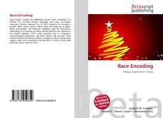 Race Encoding kitap kapağı