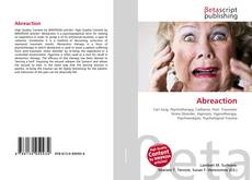 Bookcover of Abreaction