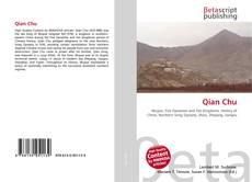 Bookcover of Qian Chu