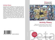 Bookcover of Activity Theory