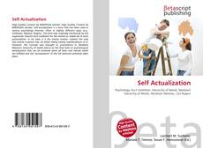 Bookcover of Self Actualization